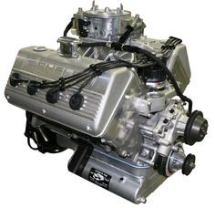 Shelby 427H CID Engine 750HP