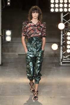Isabel Marant | Ready-to-Wear - Spring 2018 | Look 35