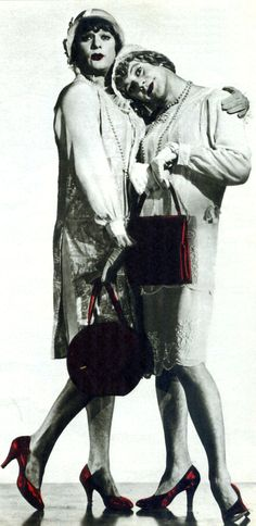 Tony & Jack. Someone like it hot #movies