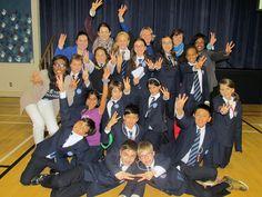 We Day at Richland! School Life, Day, Dresses, Fashion, High School Life, Vestidos, Moda, La Mode, Fasion