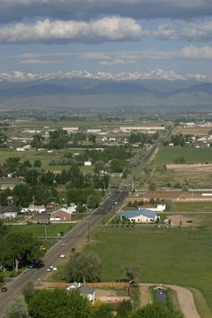 Firestone, Colorado--this town will be our hometown in about 4 weeks!!