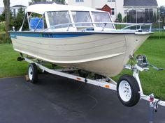 Starcraft Super Sport V Fishing Boats For Sale, Aluminum Fishing Boats, Aluminum Boat, Yatch Boat, Boat Restoration, Boat Fashion, Boat Projects, Vintage Boats, Old Boats