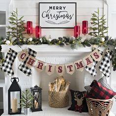 Christmas Decor Trends — Half Full