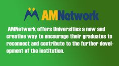Do you miss your ‪#‎college‬ and wish if you could be a part of it again? ‪#‎AMNetwork‬ offers ‪#‎Universities‬ a new and creative way to encourage their graduates to reconnect and contribute to the further development of the ‪#‎institution‬. To know how? Click below: https://www.mentorstudentathletes.com/