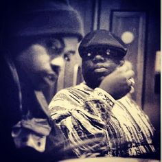Nas and Biggie