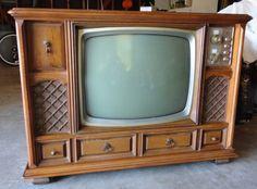 Vintage 1963 Magnavox Console TV Los Angeles by housecandyla, $250.00