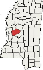 YAZOO COUNTY, Mississippi - Mississippi GenWeb Project