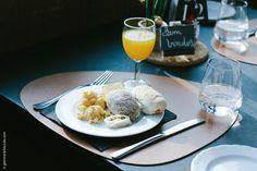 Glimmer Le Blonde: O primeiro brunch do ano