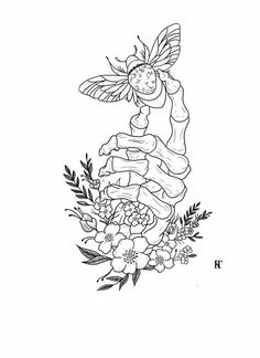 Tattoo Sketches, Drawing Sketches, Tattoo Drawings, Art Drawings, Body Art Tattoos, Small Tattoos, Sleeve Tattoos, Clock Tattoos, Tatoos