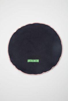 Navy 100% Pendleton Wool Pocket Round