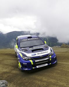 To Hell with a Mercedes... Give me a Rally Ready Subaru.