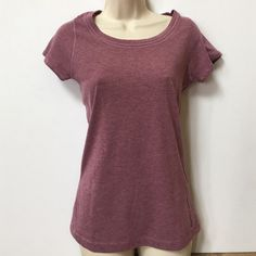 NWT Reebok Crossfit Tee Light purple colored tee with a fitted back seem and side signature. Made of glass 50% polyester 38% cotton 12% rayon. No trades. 30% bundle discount. Reebok Tops Tees - Short Sleeve
