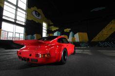 "motoringexposure: ""DP Motorsport Porsche 911 RS 3.5 Red Evolution"" Dammit this thing is perfect."