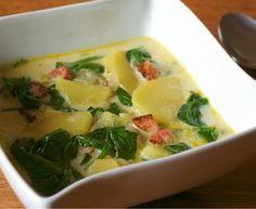 Toskańska zupa ziemniaczana.