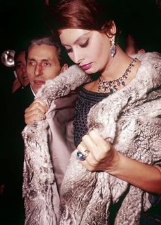 "gatabella: "" Sophia Loren """