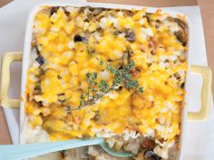This saucy samp bake is a great way to spice up this braai-time staple.