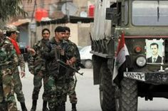 Abaten a 175 rebeldes en las afueras de Damasco - Soy Armenio