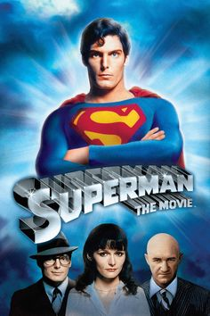 Superman: The Movie (Special Edition) Movie Poster - Marlon Brando, Gene…
