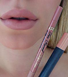 Lorsqu'on retrace sa bouche au crayon il est impératif de choisir la même tonalité de maquillage ! Sinon c'est la catastrophe assurée.