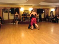 Improvisation Milonga @ Rafail Saltas & Zili Christoni 2014 - YouTube