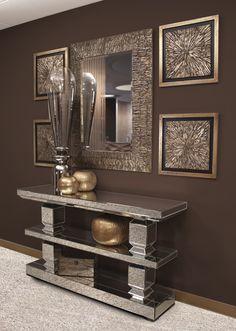 Bark Textured Wall Art|Howard Elliott