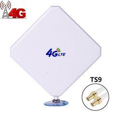 آنتن تقویتی 35db مودم های همراه 4G LTE