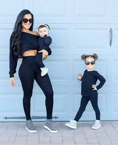 [New] The 10 Best Home Decor Today (with Pictures) Mom And Baby Outfits, Mother Daughter Matching Outfits, Mother Daughter Fashion, Cute Little Girls Outfits, Family Outfits, Kids Outfits, Cute Kids Pics, Mommy And Me Shirt, Just Girl Things
