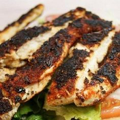 Easy Dinner Ideas: Blackened Chicken & Savory Herbed Brown Rice Recipes