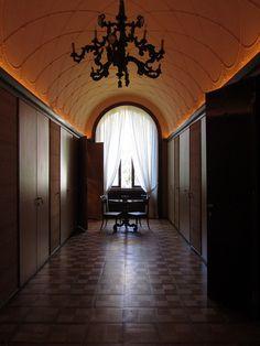 Italy - Lombardy - Milan - Art deco wardrobe area in Villa Necchi Campiglio by JulesFoto, via Flickr