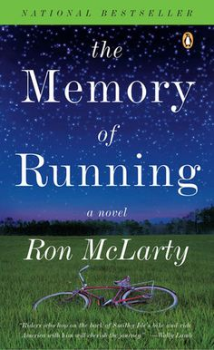 The Memory of Running. Stories within stories. Lovely read.