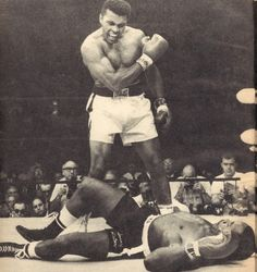 Ali VS Liston