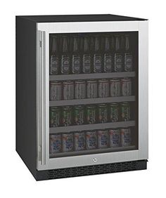 Allavino FlexCount VSBC24-SSRN – 24″ Wide Beverage Center – Stainless Steel Glass Door review