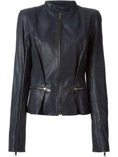 Haider Ackermann 'athena' Biker Jacket - Raionul 4 - Farfetch.com
