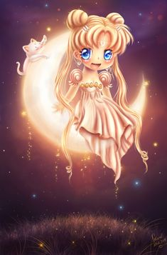 ::Princess Serenity:: by Seiorai.deviantart.com on @deviantART