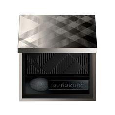 Rank & Style - Burberry Beauty Eye Colour Wet & Dry Silk Eyeshadow in Jet Black #rankandstyle