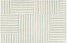 Canyon Stripe Patch Rug - Ralph Lauren Home - Brands