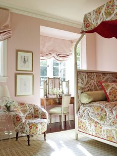 Paisley with pink  #design #interior #interior_design