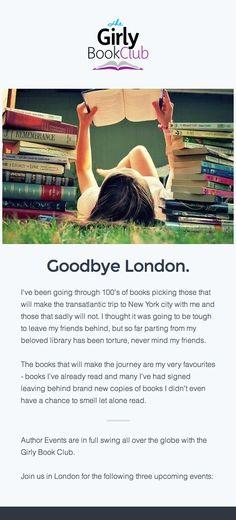 The Girly Book Club (http://thegirlybookclub.com)