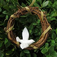 Explore an Armenian Christmas tradition when you make your handmade Christmas ornaments this year. The Armenian Dove Wreath Ornament is a gorgeous Christmas craft that will look lovely on any Christmas tree. Christmas Ornament Crafts, Ornament Wreath, Grapevine Wreath, Holiday Crafts, Christmas Decorations, Christmas Ideas, Diy Wreath, Holiday Ideas, Grapevine Christmas