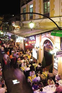 Meyhane Etiquette | Cool Istanbul for Visitors