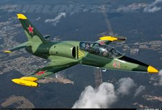 Aero L-39 Albatros aircraft picture