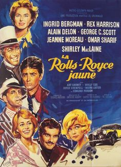 The Yellow Rolls-Royce (1964)