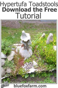 Download the free tutorial here... Garden Junk, Garden Art, Fox Farm, Rustic Crafts, Rustic Gardens, Cacti And Succulents, Garden Sculpture, Website, Outdoor Decor