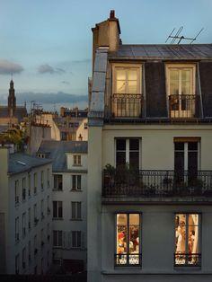 Очень красиво, особенно балконы!