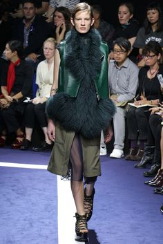 look 37 - Sacai Spring 2015 Ready-to-Wear - Collection - Gallery - Style.com