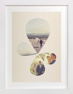 Abstract Love by Magdalena Earnest at minted.com