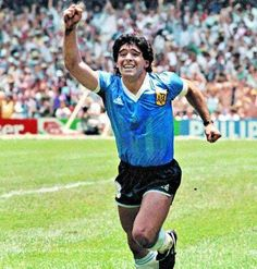 Diego Maradona is listed (or ranked) 2 on the list The Best Soccer Players of All Time