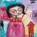 Saturday 6th September - Whimsical Faces with Kate - 10-4pm