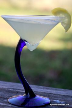 Lemon Drop for #InaFriday