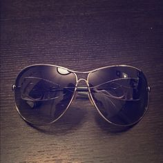 Roberto cavalli sunglasses Product very well maintained! Looks like new! Swarovski crystals on both sides! Roberto Cavalli Accessories Glasses